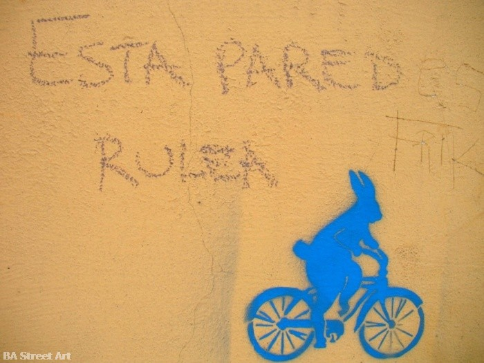 bici graffiti buenos aires street art mejor por bici buenosairesstreetart.com