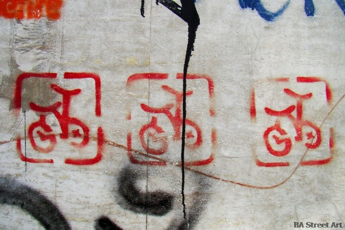 mejor por bici better by bike buenos aires street art buenosairesstreetart.com