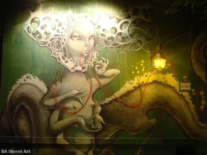 Georgina Ciotti artista buenos aires street art © buenosairesstreetart.com