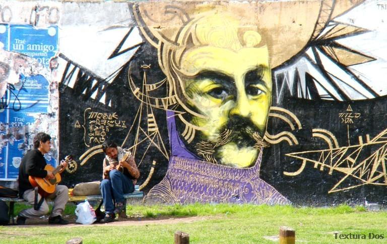 textura dos buenos aires street art triangulo dorado interview buenosairestreetart.com