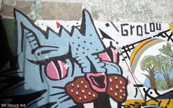 Cat grolou buenos aires street art tour buenosairesstreetart.com