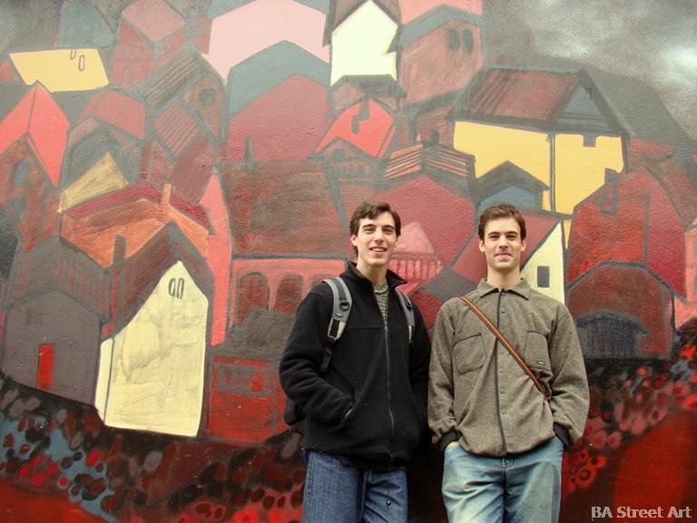 triangulo dorado buenosairesstreetart.com buenos aires murals graffiti BA Street Art graffiti tours