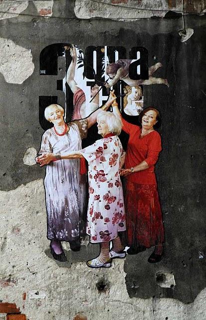 Yola Warsaw Buenos Aires street art © buenosairesstreetart.com