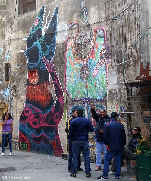 argentine villa buenos aires street art tour buenosairesstreetart.com