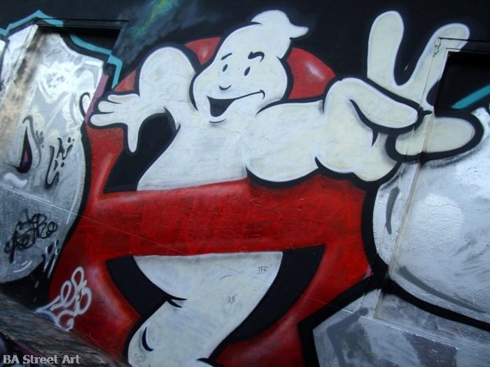 ghostbusters graffiti street art buenos aires tour buenosairesstreetart.com