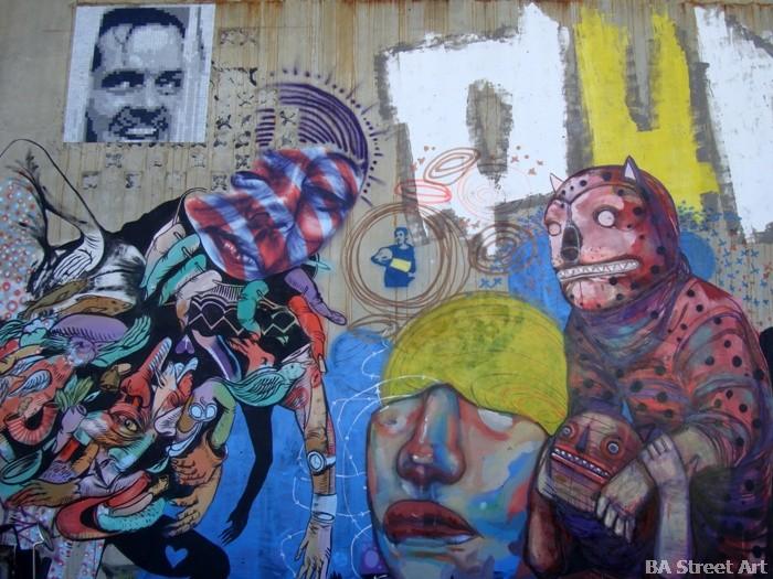 jack nicholson street art jaz ever other street art buenos aires graffiti tour buenosairesstreetart.com