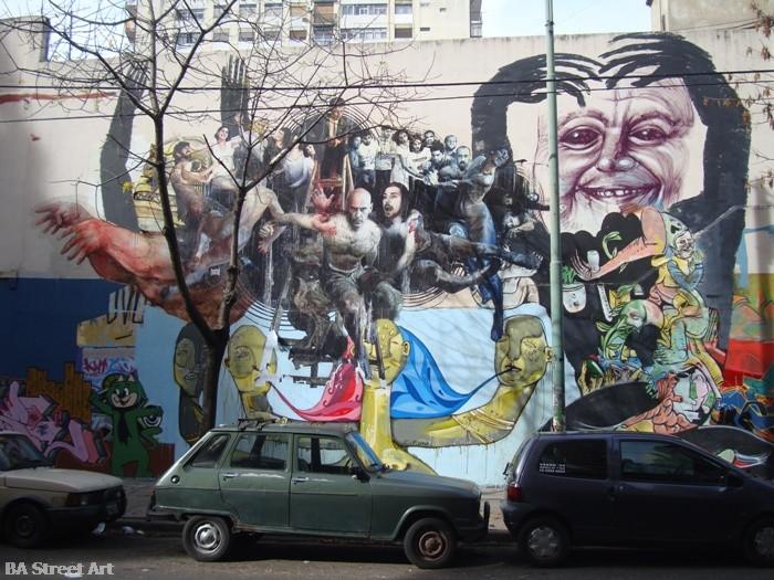 yola poland buenos aires street art mural buenosairesstreetart.com