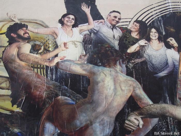 yola polish artist buenos aires street art mural buenosairesstreetart.com
