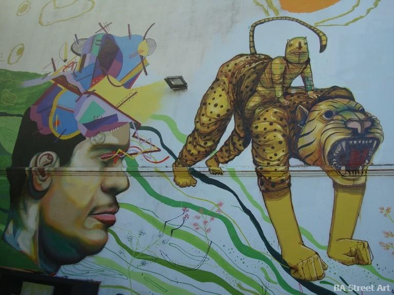 jaz ever poeta buenos aires street art tour argentina graffiti buenosairesstreetart.com BA Street Art