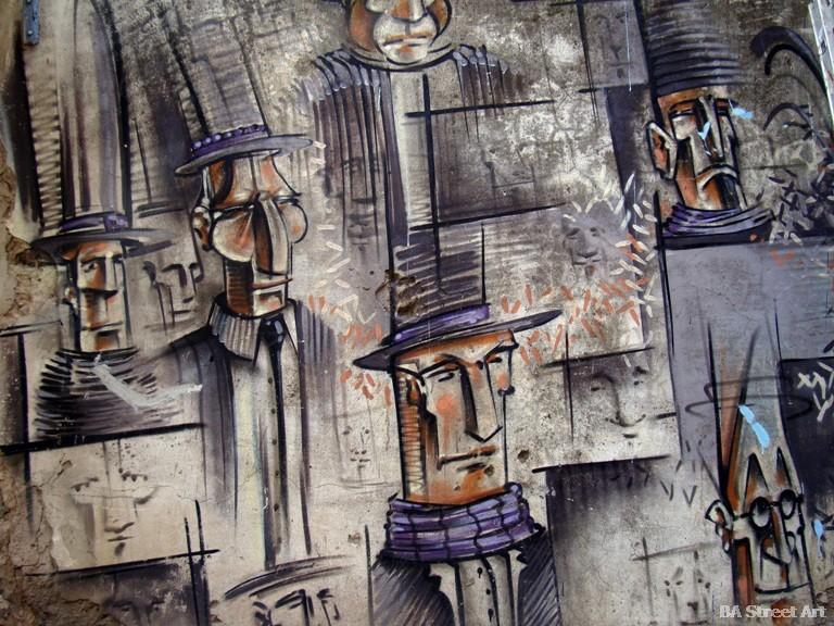Jaz franco fasoli interview street artist buenos aires graffiti © buenosairesstreetart.com BA Street Art tour