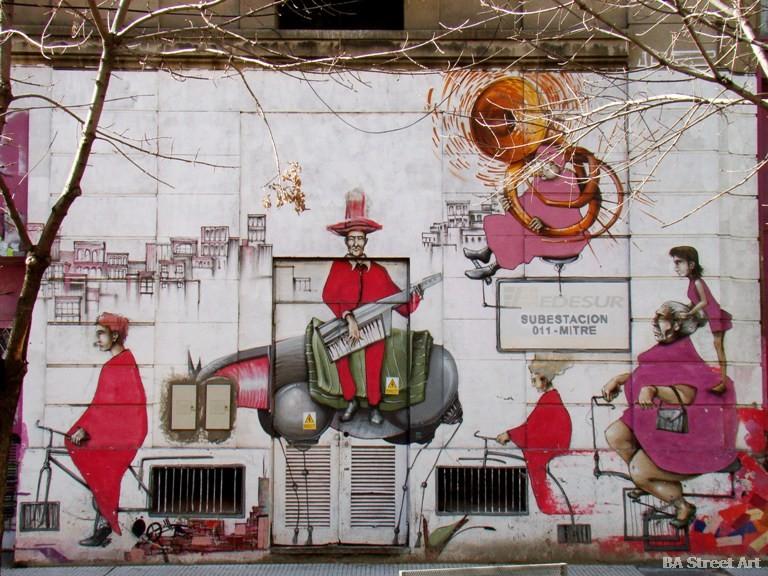 jaz artista buenos aires buenos aires street art tour buenosairesstreetart.com