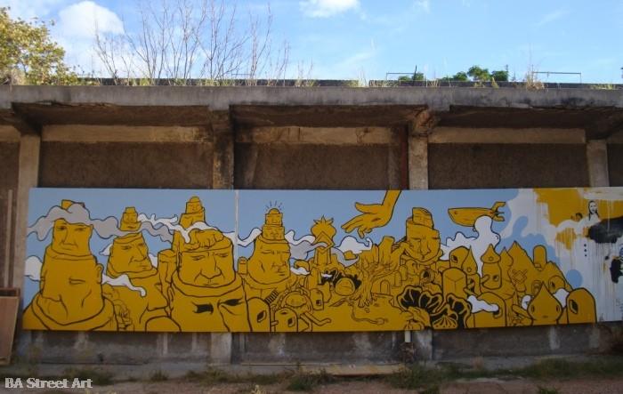 gualicho street artist buenos aires entrevista miguelete buenosairesstreetart.com