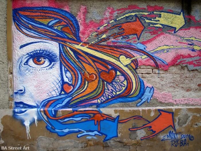 Ment1 artist brazil nent brasil buenos aires street art buenosairesstreetart.com