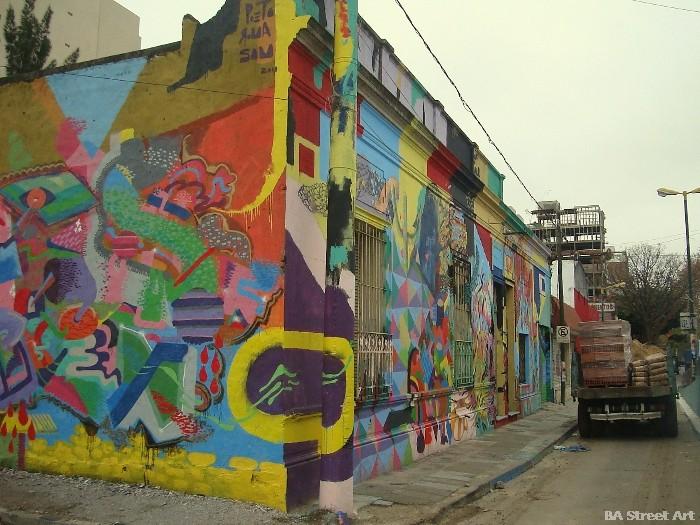 buenos aires street art graffiti tour villa ballester roma sam amor © buenosairesstreetart.com
