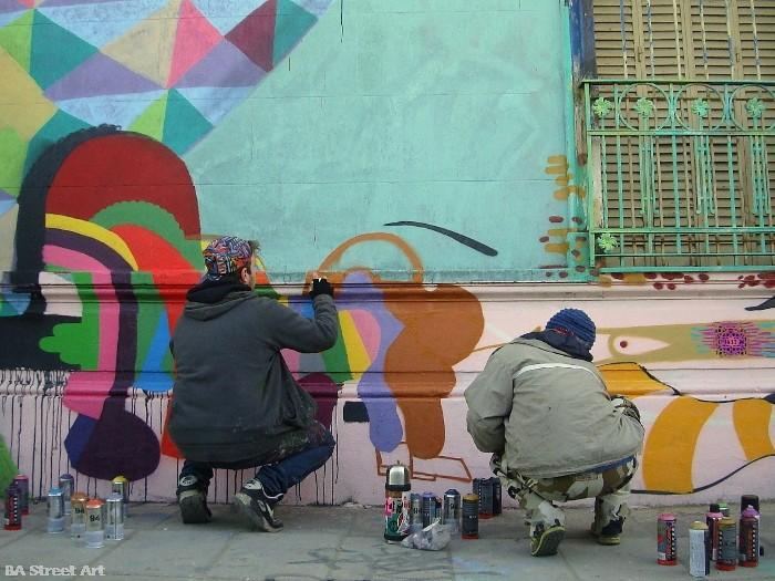 buenos aires street art graffiti sam roma artista © buenosairesstreetart.com