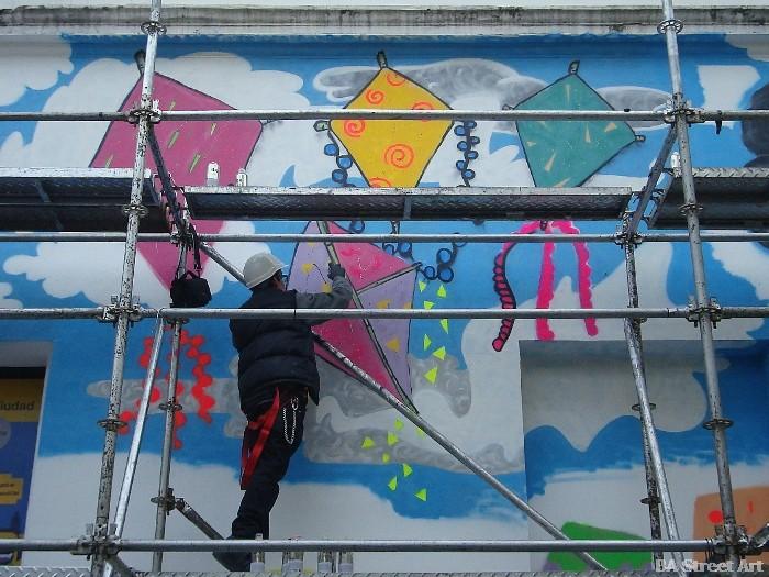 ciudad emergente buenosairesstreetart.com Argentina street art Buenos Aires street art © buenosairesstreetart.com