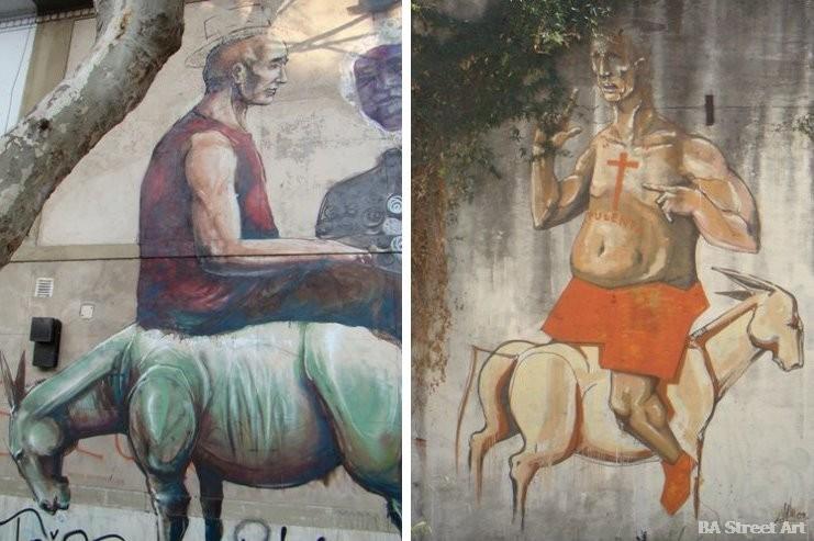 Jaz interview franco fasoli street artist buenos aires graffiti argentina tour © buenosairesstreetart.com