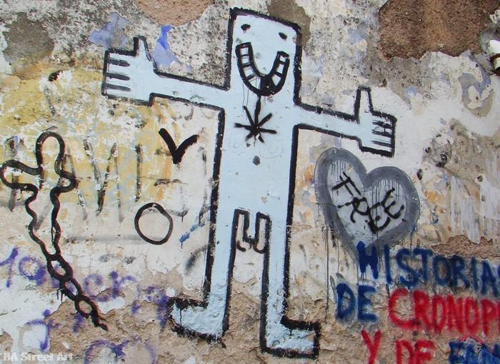 lover baba buenos aires street art graffiti tour buenosairesstreetart.com abrazador