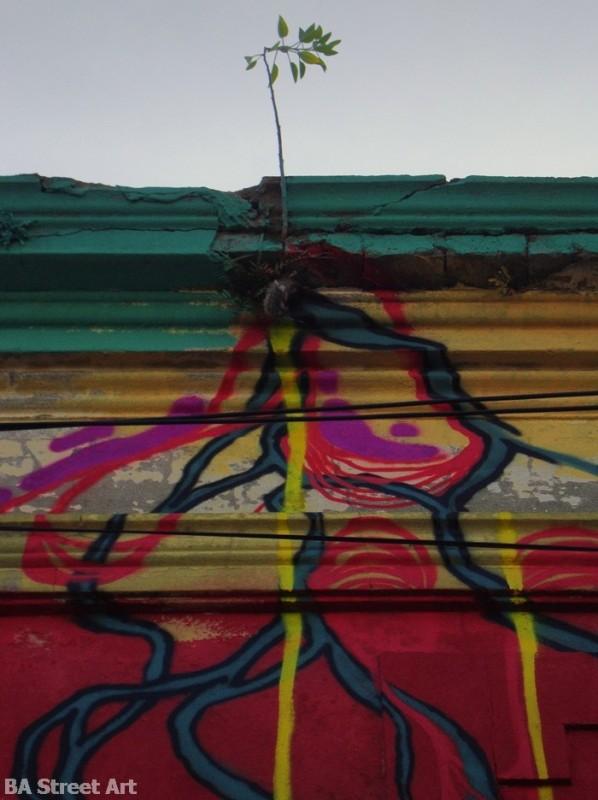 amor artista street art argentina buenos aires graffiti tour © buenosairesstreetart.com