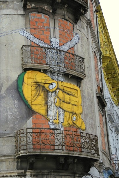 Blu Os Gemeos Lisboa graffiti buenos aires © buenosairesstreetart.com