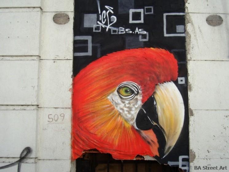 ice graffiti artist buenos aires street art graffiti © buenosairesstreetart.com