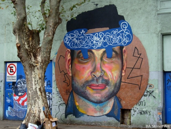 Ever street artist argentina buenos aires street art tour argentina © buenosairesstreetart.com