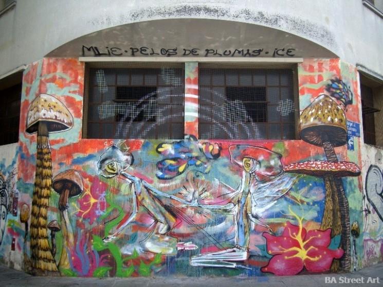 ice buenos aires street art tour graffiti artist argentina buenosairesstreetart.com