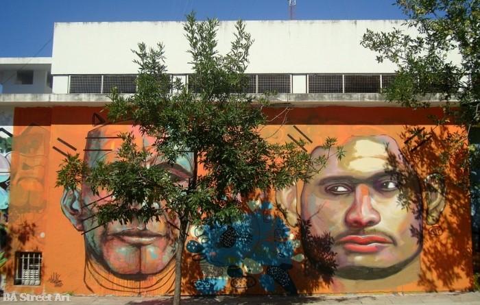ever street artist argentina buenos aires graffiti tour BA Street Art © buenosairesstreetart.com