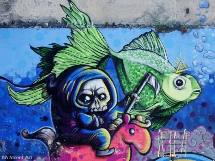 buenos aires street art tour graffiti argentina photos © buenosairesstreetart.com
