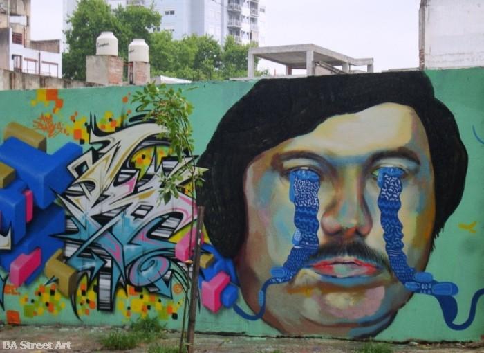 ever street artist buenos aires street art tour © buenosairesstreetart.com