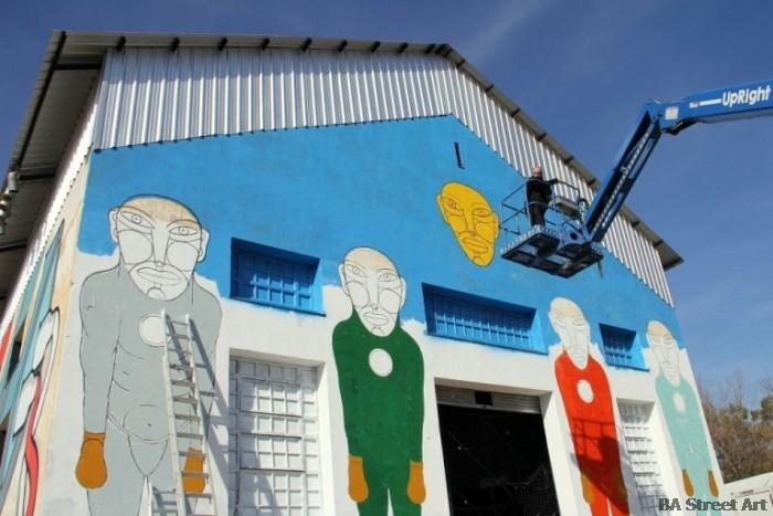 diego perrotta buenos aires murales street art © buenosairesstreetart.com