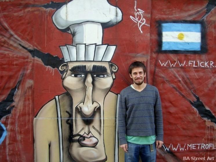 ice graffiti artist buenos aires street art © buenosairesstreetart.com
