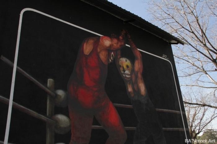 jaz artista callejero tecnopolis buenos aires street art argentina © buenosairesstreetart