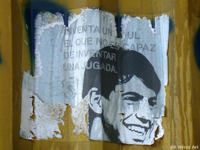 kun aguero graffiti buenos aires street art tour buenosairesstreetart.com BA Street Art
