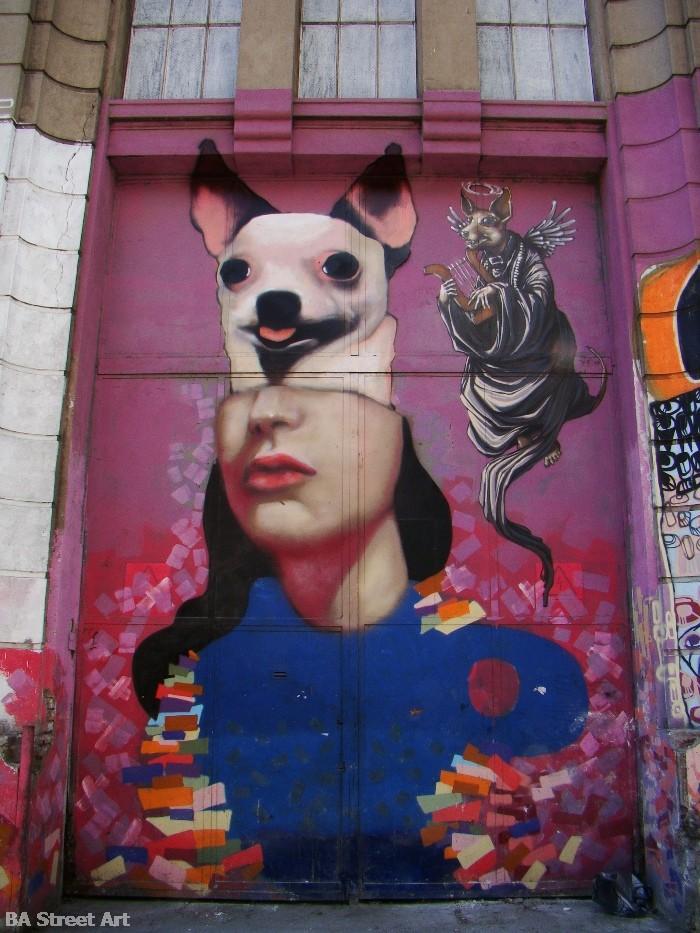 street artist ever buenos aires graffiti tour murales © buenosairesstreetart.com