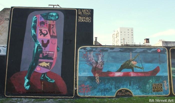 triangulo dorado buenos aires street art tour graffiti argentina © buenosairesstreetart.com