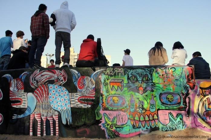 buenos aires street art tour rodez pinocho graffiti © buenosairesstreetart.com