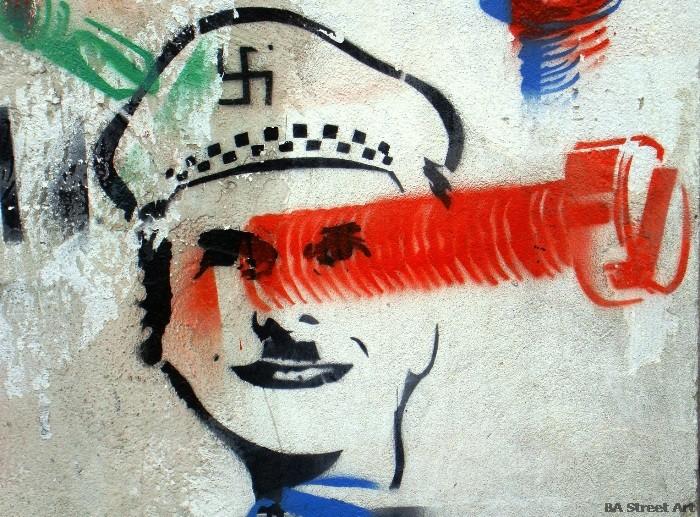 graffiti buenos aires anti macri propaganda bs as buenosairesstreetart.com