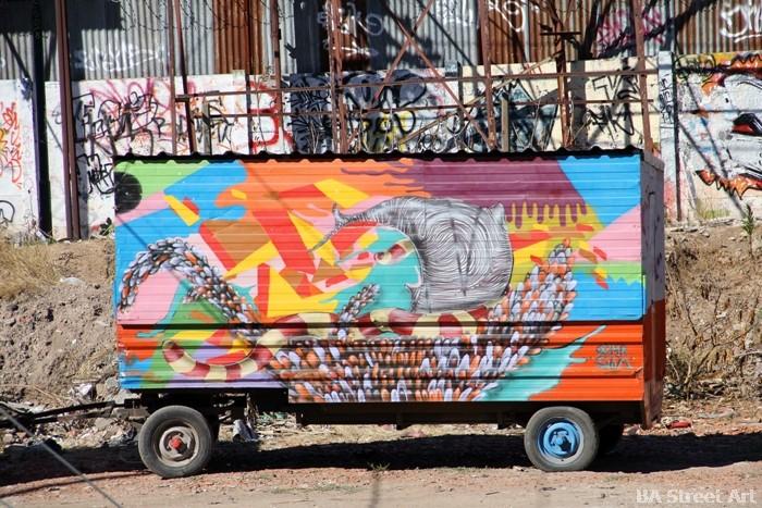 roma street artist buenos aires interview graffiti tour buenosairesstreetart.com