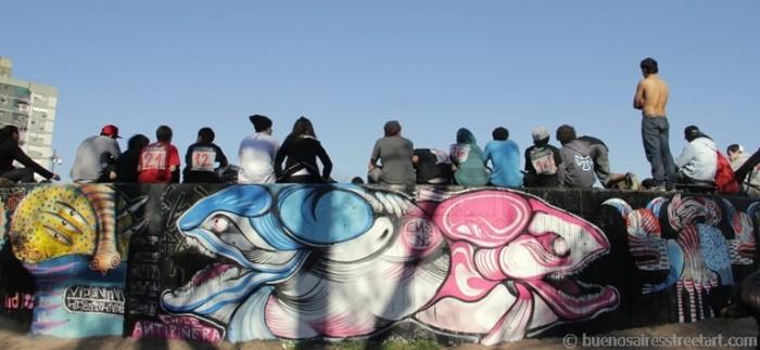 urban art buenos aires skate ene ene tatuajes © buenosairesstreetart.com