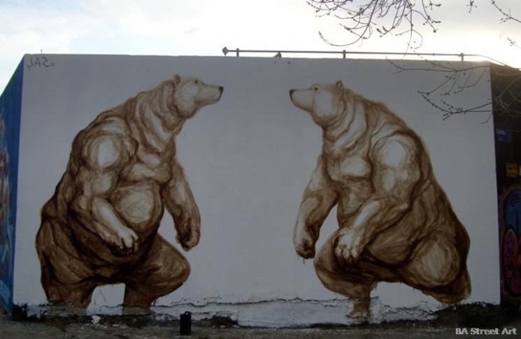 Jaz buenos aires graffiti tour © BA Street Art buenosairesstreetart.com