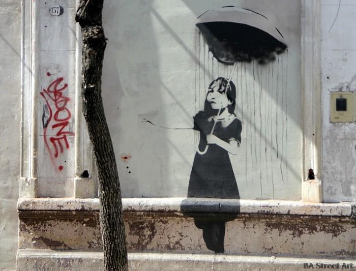 banksy buenos aires street art © buenosairesstreetart.com