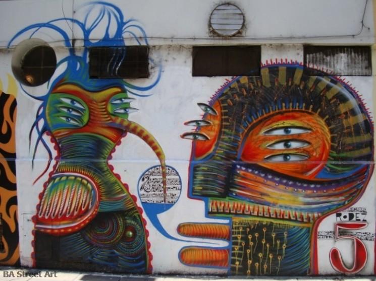 buenos aires graffiti tour rodez BA Street Art buenosairesstreetart.com