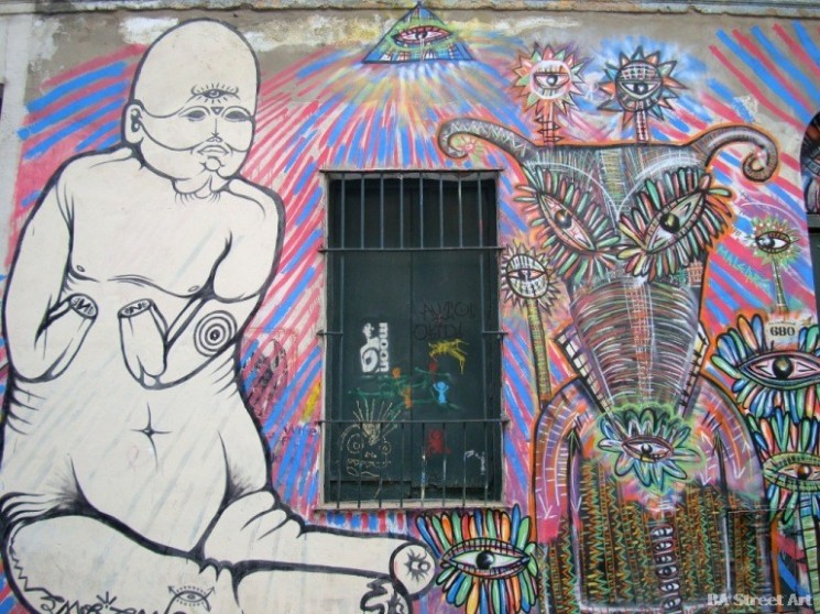 graffiti tour buenos aires buenosairesstreetart.com malegria ene ene