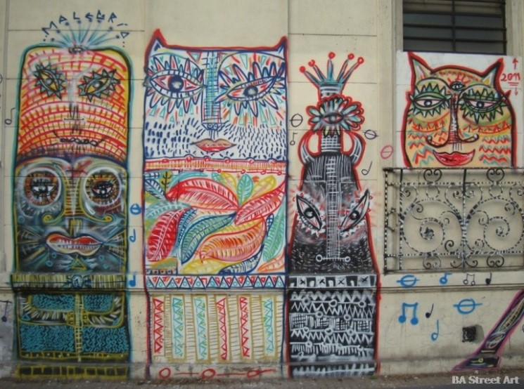 graffiti tour buenos aires street art © buenosairesstreetart.com