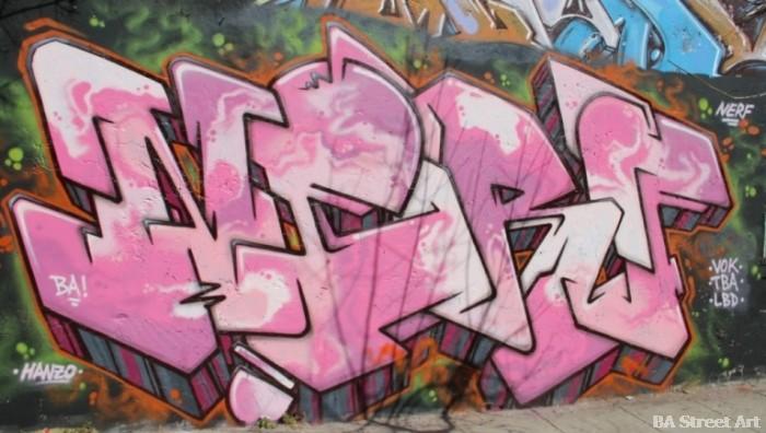 graffiti tour buenos aires nerf villa crespo buenos aires buenosairesstreetart.com