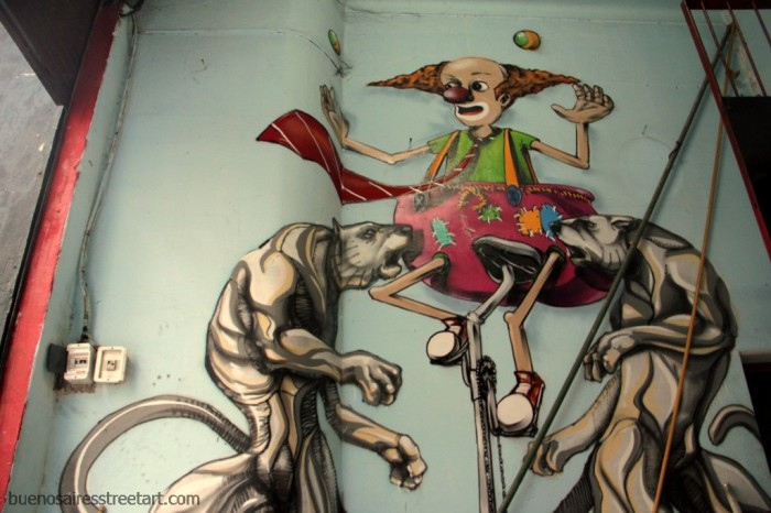 graffiti buenos aires jaz ice buenosairesstreetart.com BA Street Art