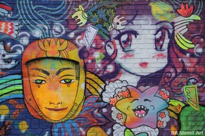 la wife graffiti mako fufu buenos aires street art buenosairesstreetart.com