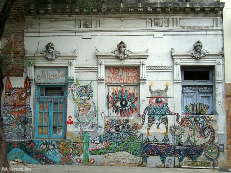 malegria interview buenos aires street art tour buenosairesstreetart.com