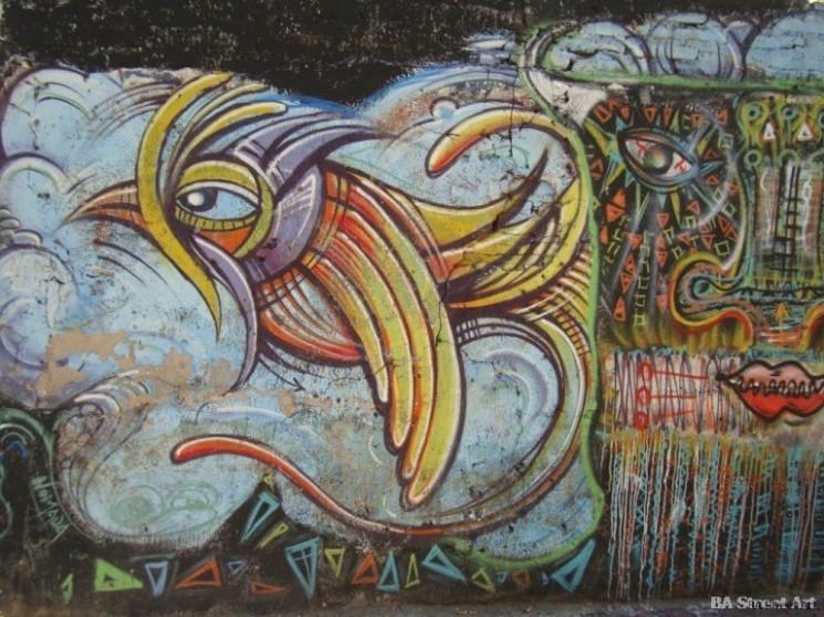 graffiti tour buenos aires malegria nomada street artist © buenosairesstreetart.com